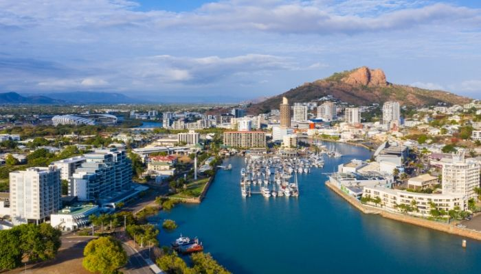 Townsville view loved by Assist Community Services NDIS